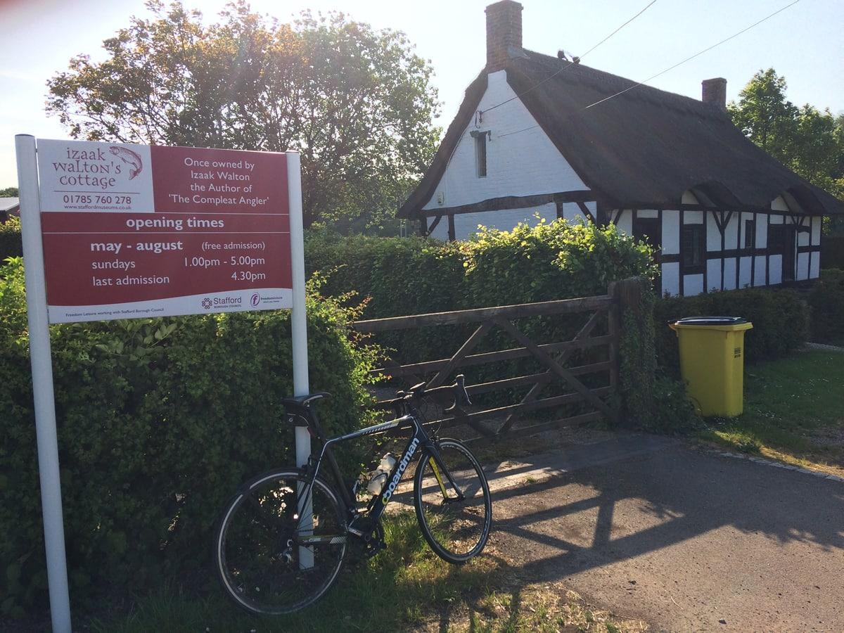 Izaak Walton's Cottage