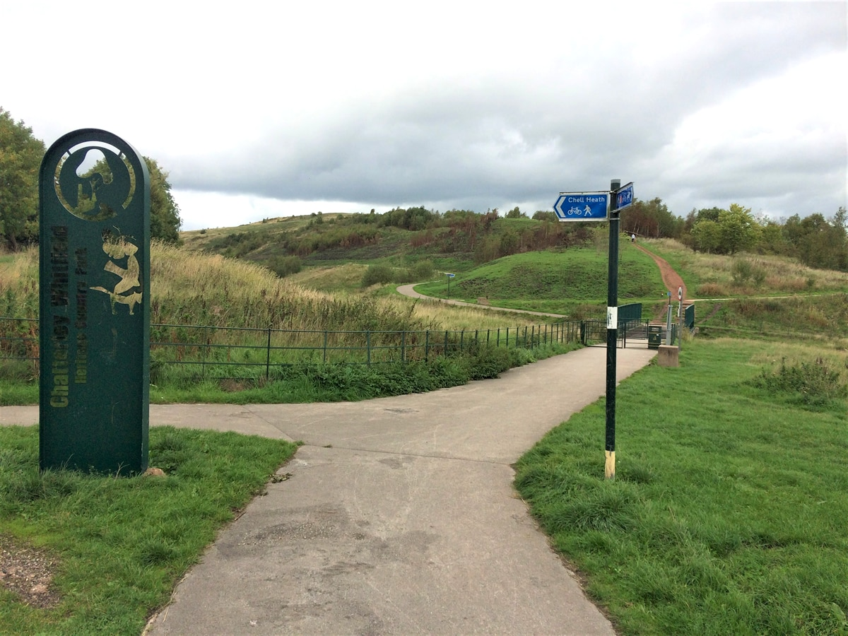 Chatterley Whitfield Country Park