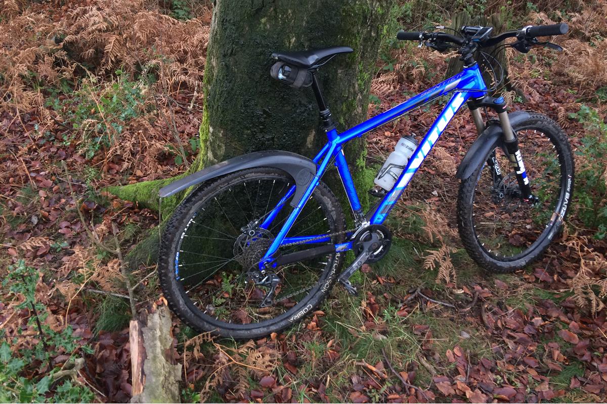 Mountain Bike Fender Front /& Rear MTB Mud Guard Bicycle Fenders Mudguards Set UK