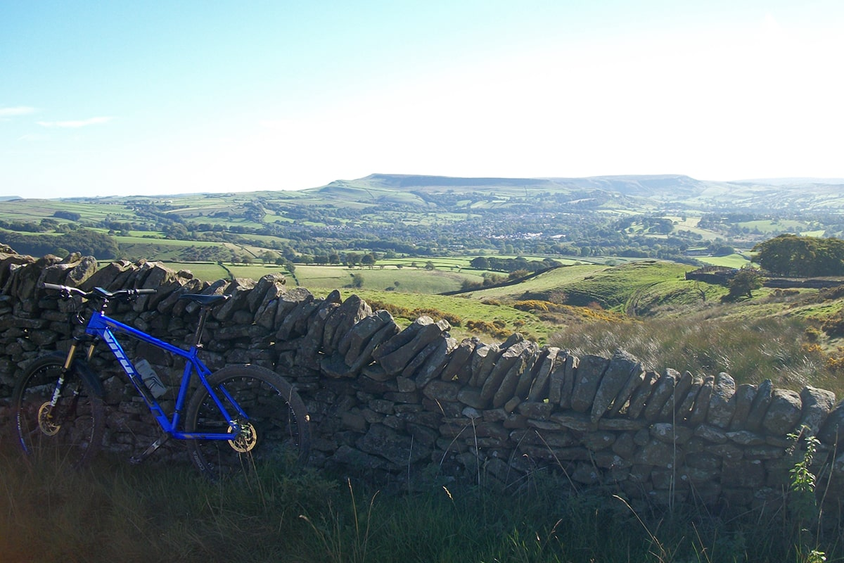 Views over the Goyt Valley